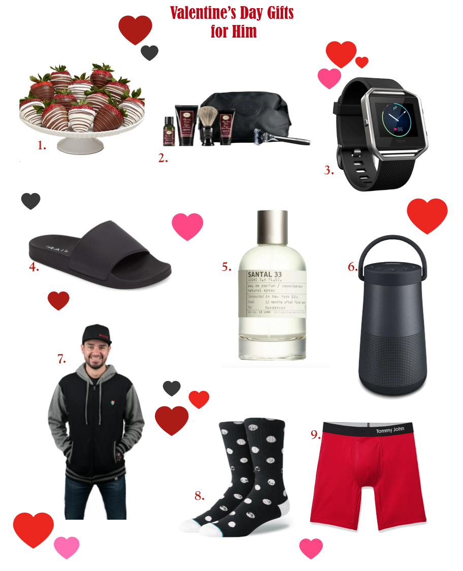 Valentine S Day Gift Guide Style By Belen